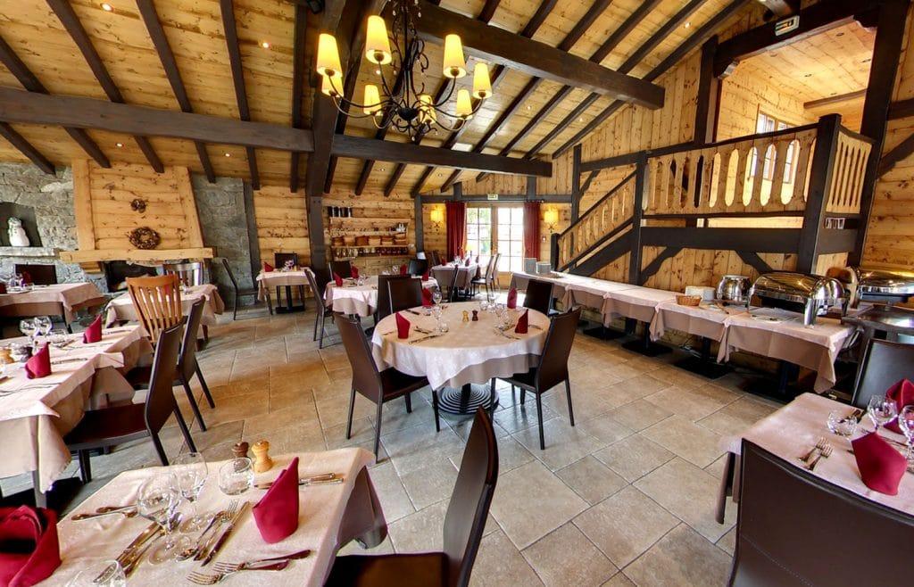 salle restaurant champsFleuris